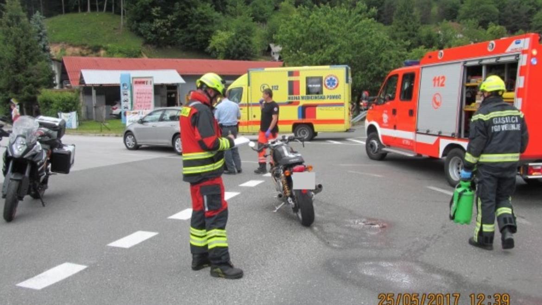 Prometna nesreča – Selo