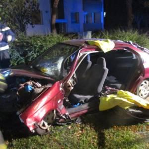 269/17 Prometna nesreča
