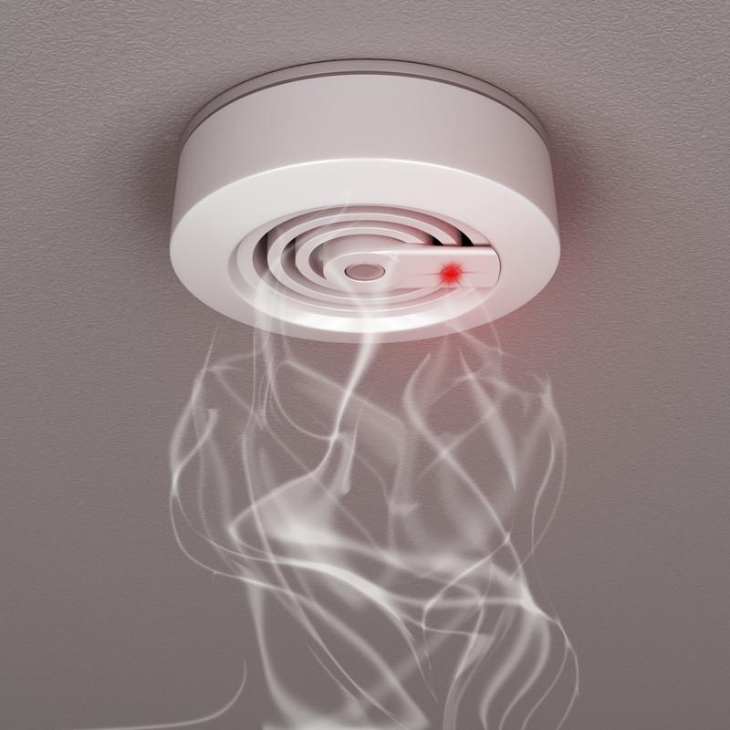 320/19 Požarni alarm