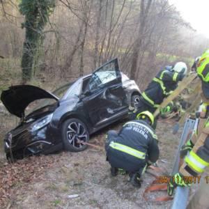 283/17 Prometna nesreča