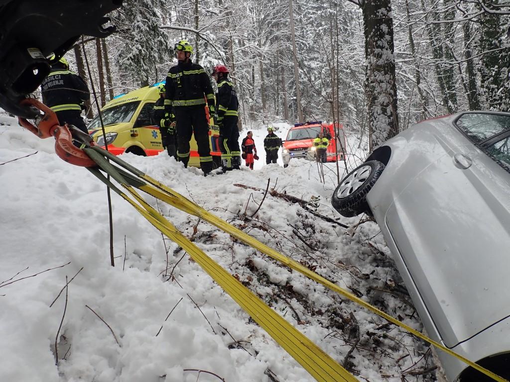 34/18 Prometna nesreča