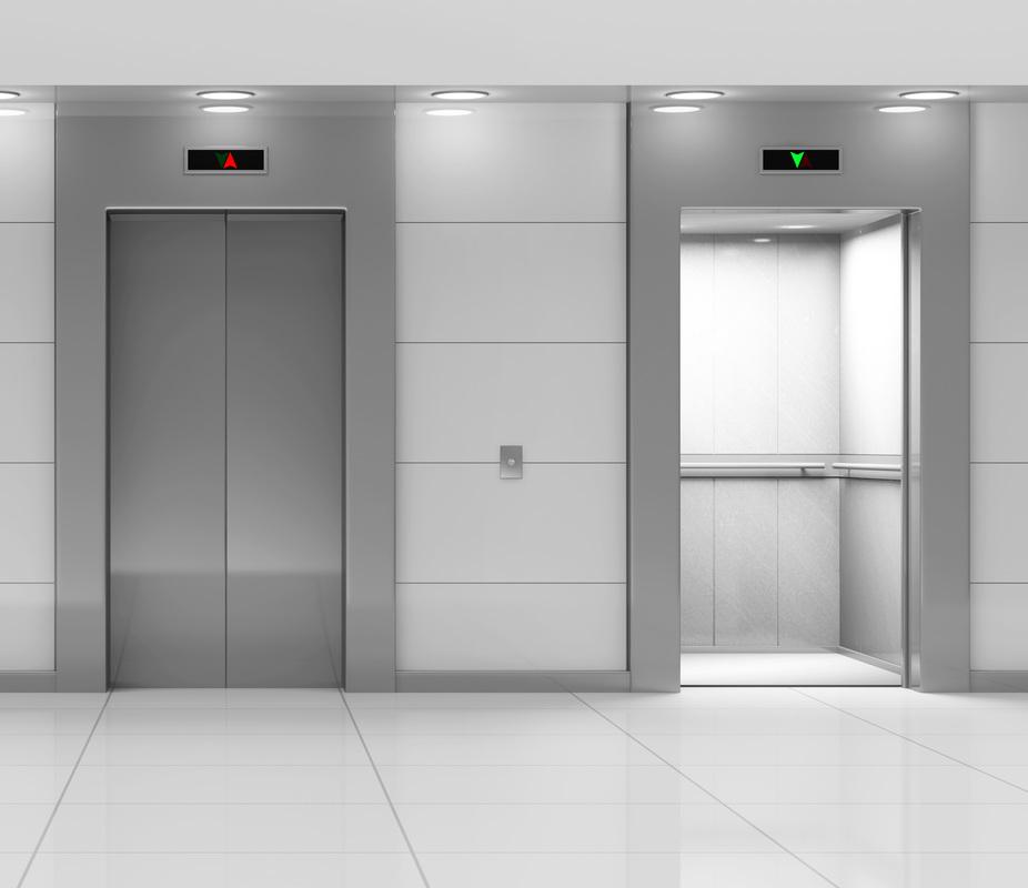 306/19 Reševanje iz dvigala