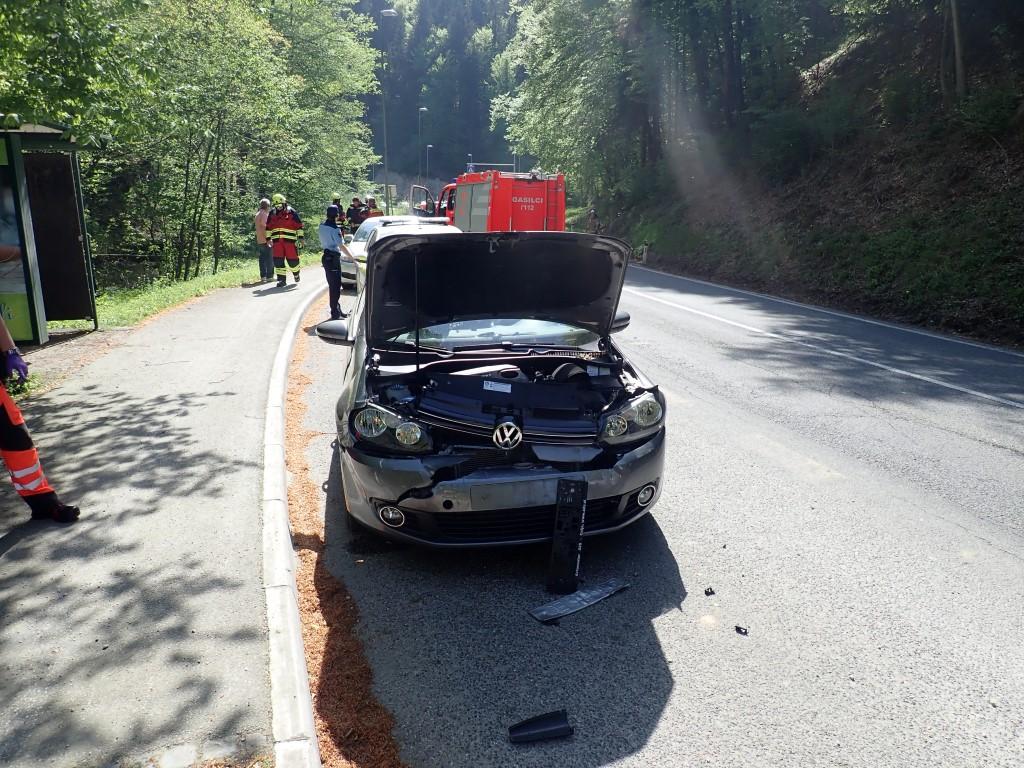 82/18 Prometna nesreča
