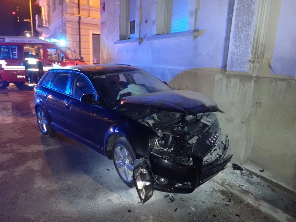 124/18 Prometna nesreča