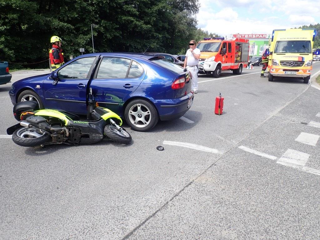 159/18 Prometna nesreča