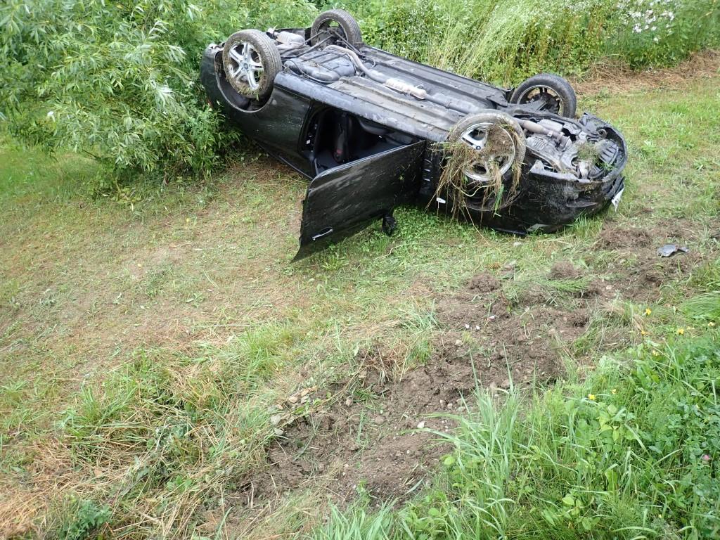 155/18 Prometna nesreča