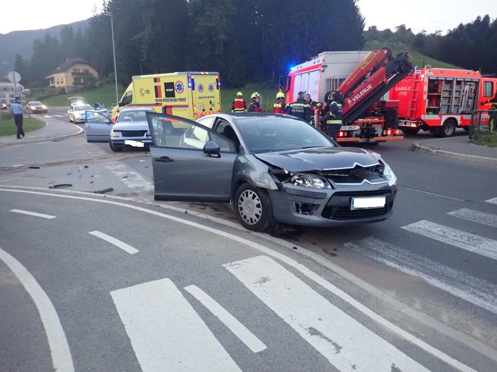 208/18 Prometna nesreča