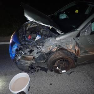 198/18 Prometna nesreča