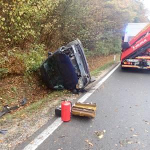 250/18 Prometna nesreča
