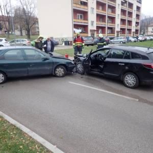 293/18 Prometna nesreča
