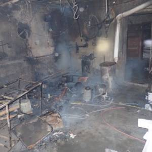 24/19 Požar garaže