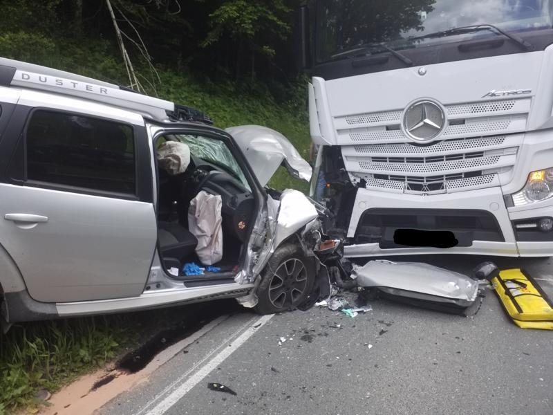 128/19 Prometna nesreča