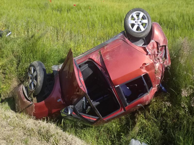 141/19 Prometna nesreča