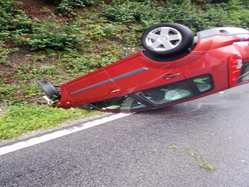 208/19 Prometna nesreča