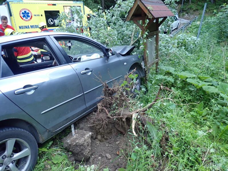 170/19 Prometna nesreča