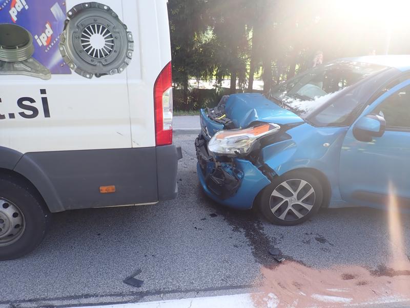 189/19 Prometna nesreča