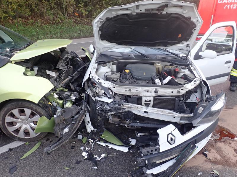 350/19 Prometna nesreča
