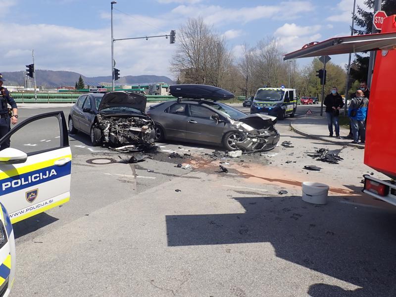 90/21 Prometna nesreča