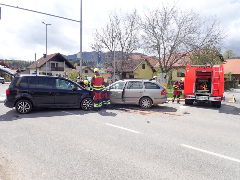 94/21 Prometna nesreča