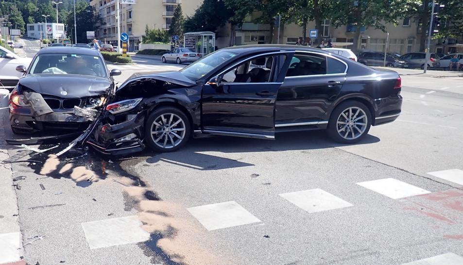 175/21 Prometna nesreča
