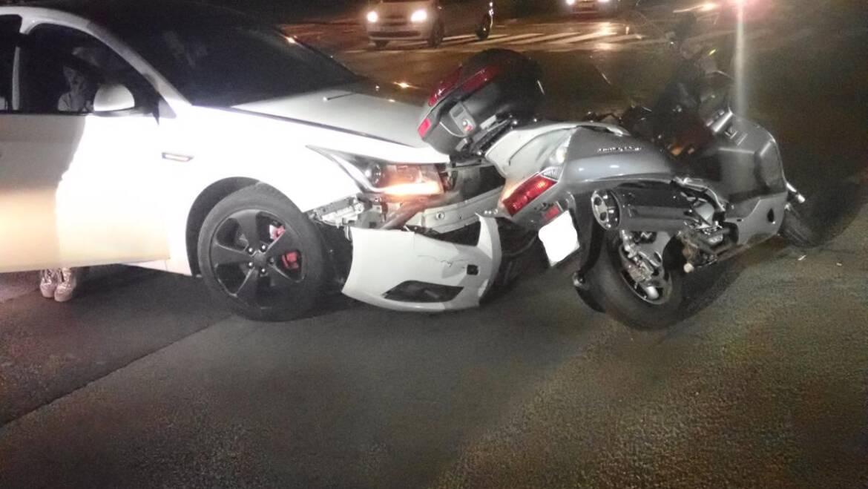 187/21 Prometna nesreča