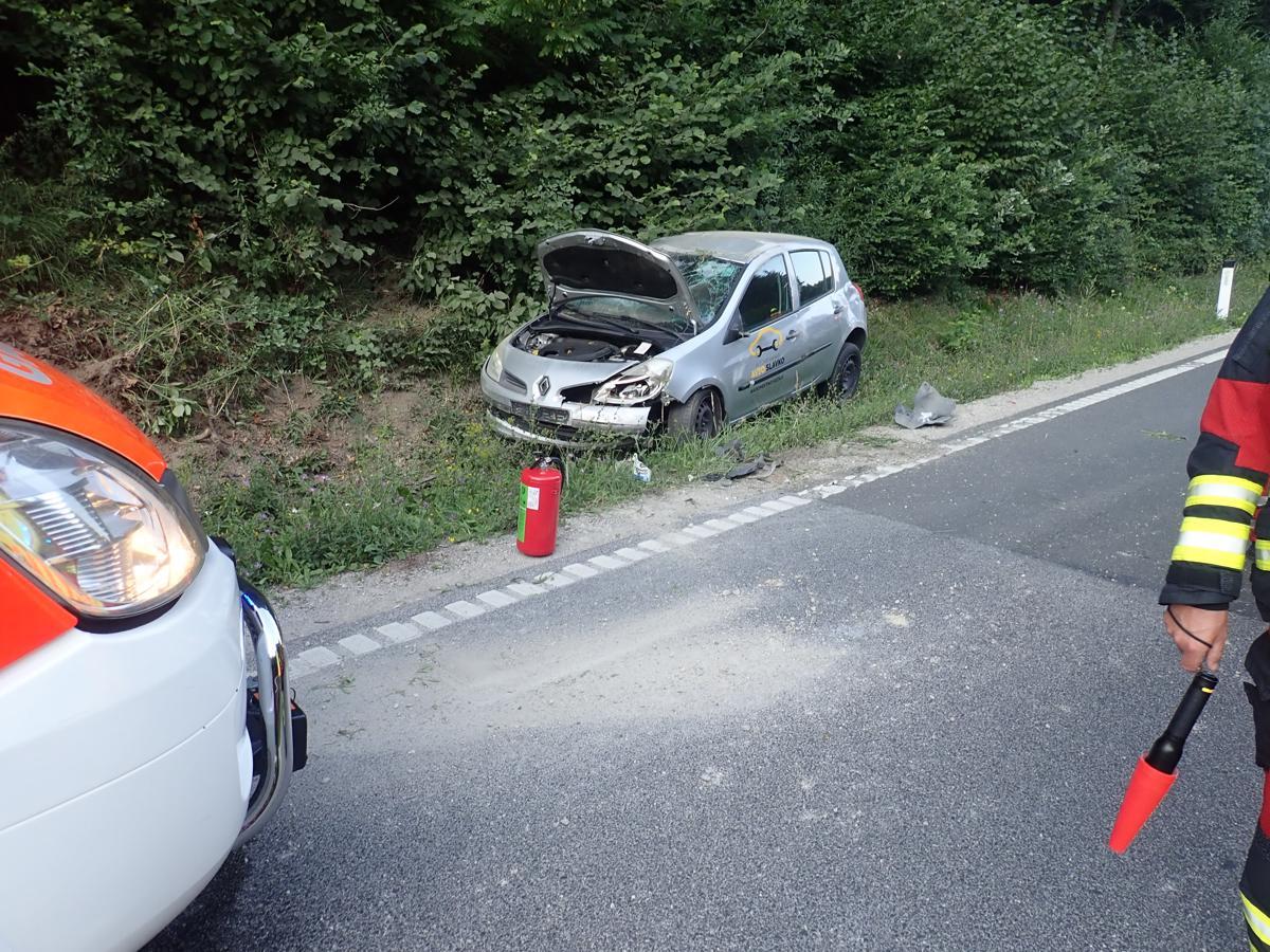209/21 Prometna nesreča