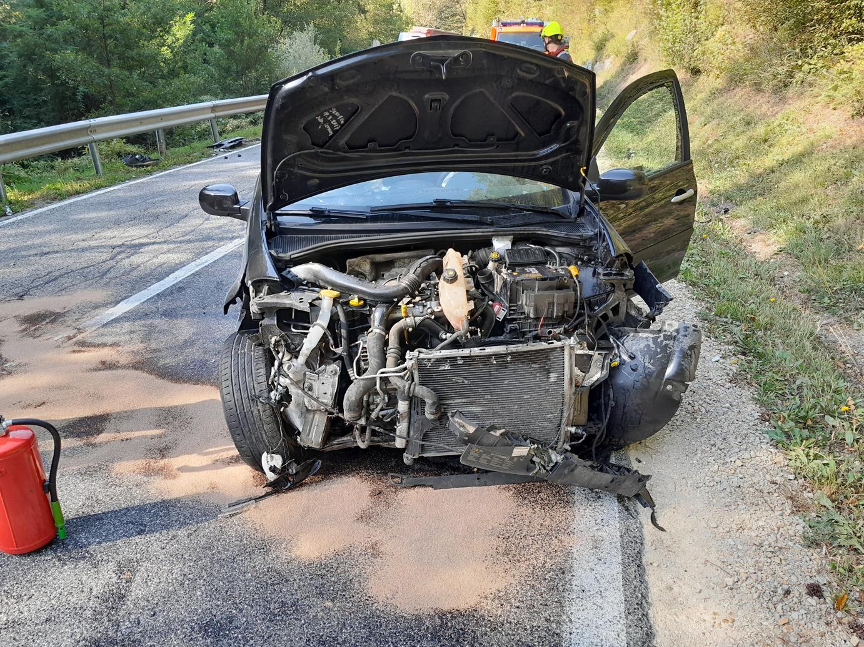 271/21 Prometna nesreča