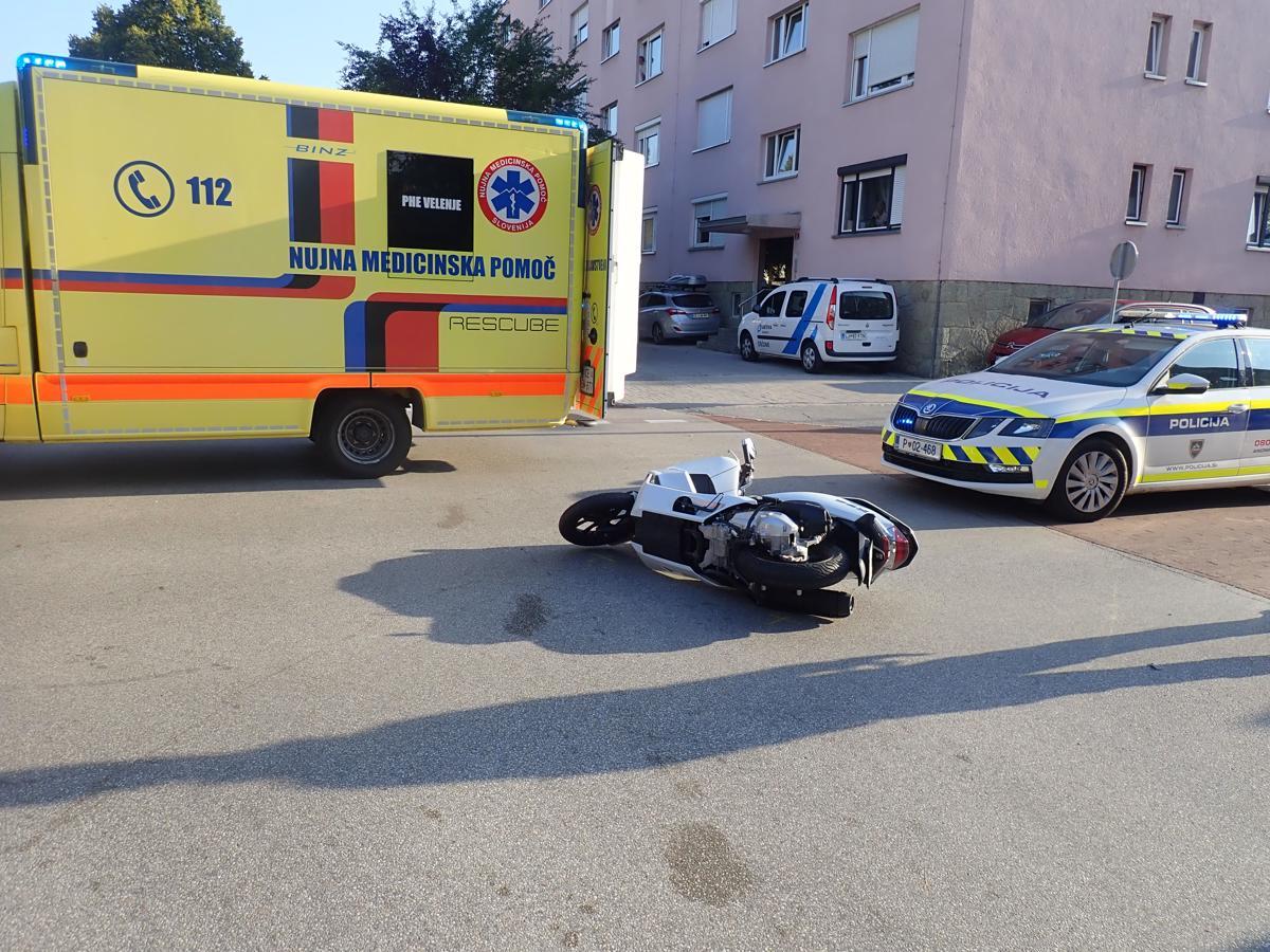 262/21 Prometna nesreča