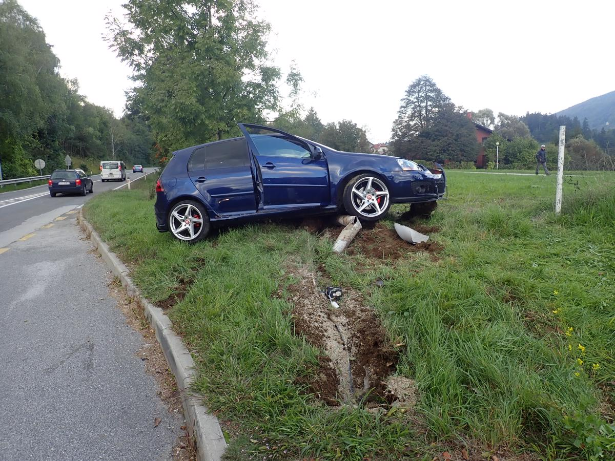 300/21 Prometna nesreča