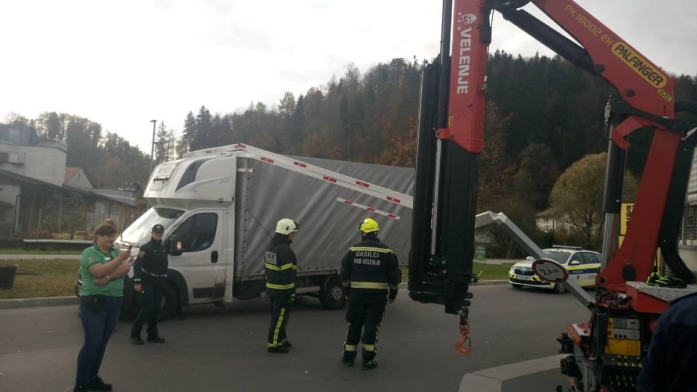 272/17 Prometna nesreča