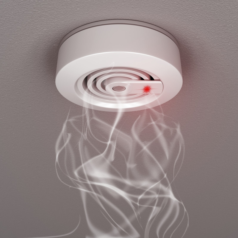 348/19 Požarni alarm