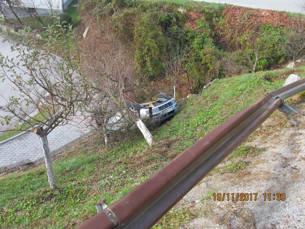 281/17 Prometna nesreča