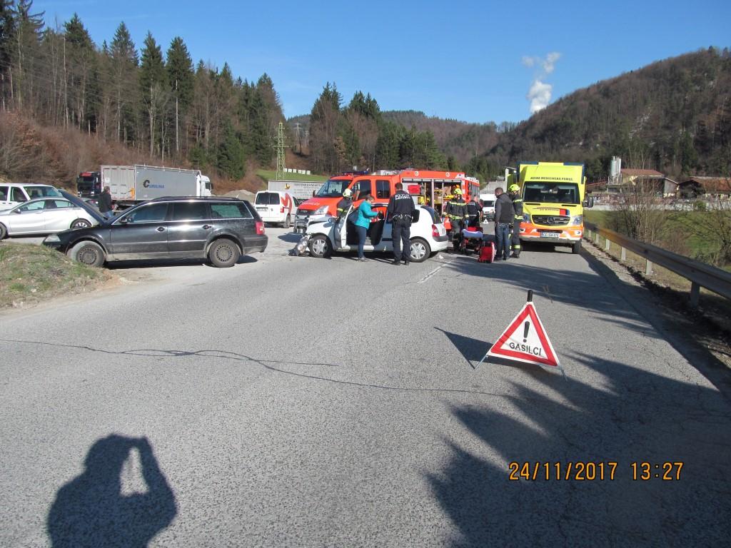 282/17 Prometna nesreča