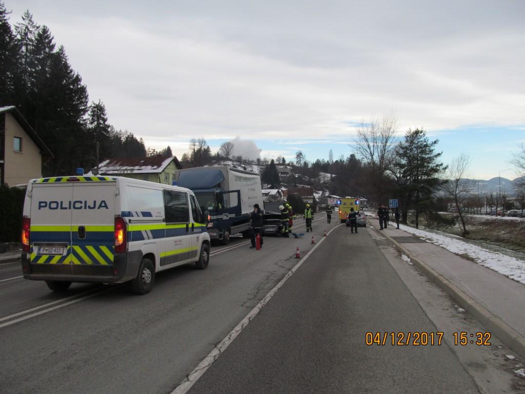 291/17 Prometna nesreča