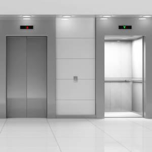 338/19 Reševanje iz dvigala