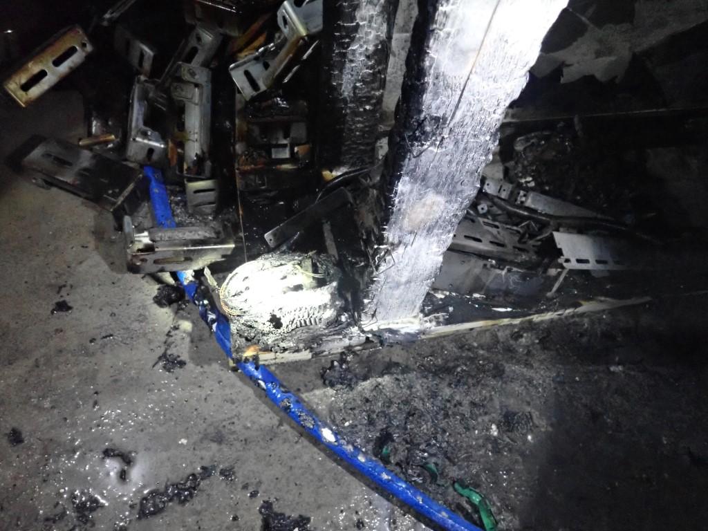 148/18 Požar v garaži