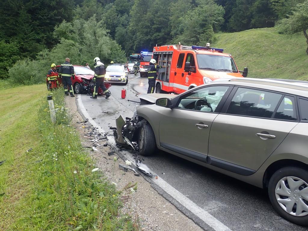 176/18 Prometna nesreča