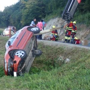 203/18 Prometna nesreča