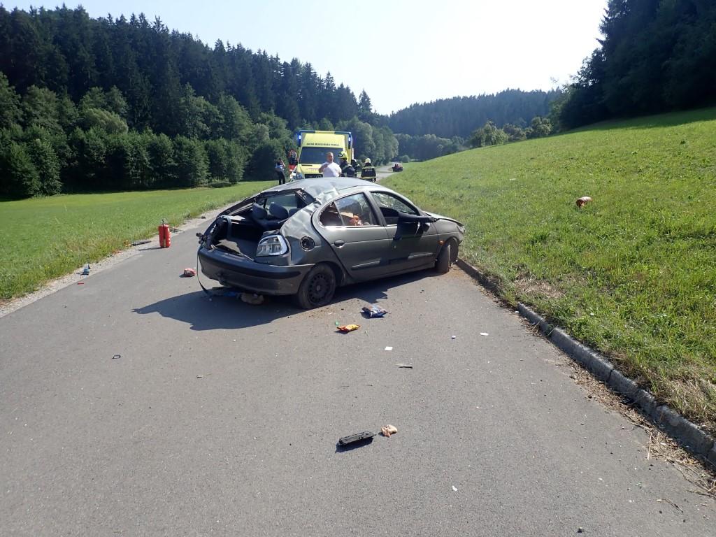 204/18 Prometna nesreča