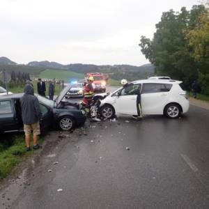 216/18 Prometna nesreča