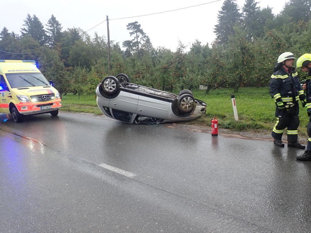 217/18 Prometna nesreča