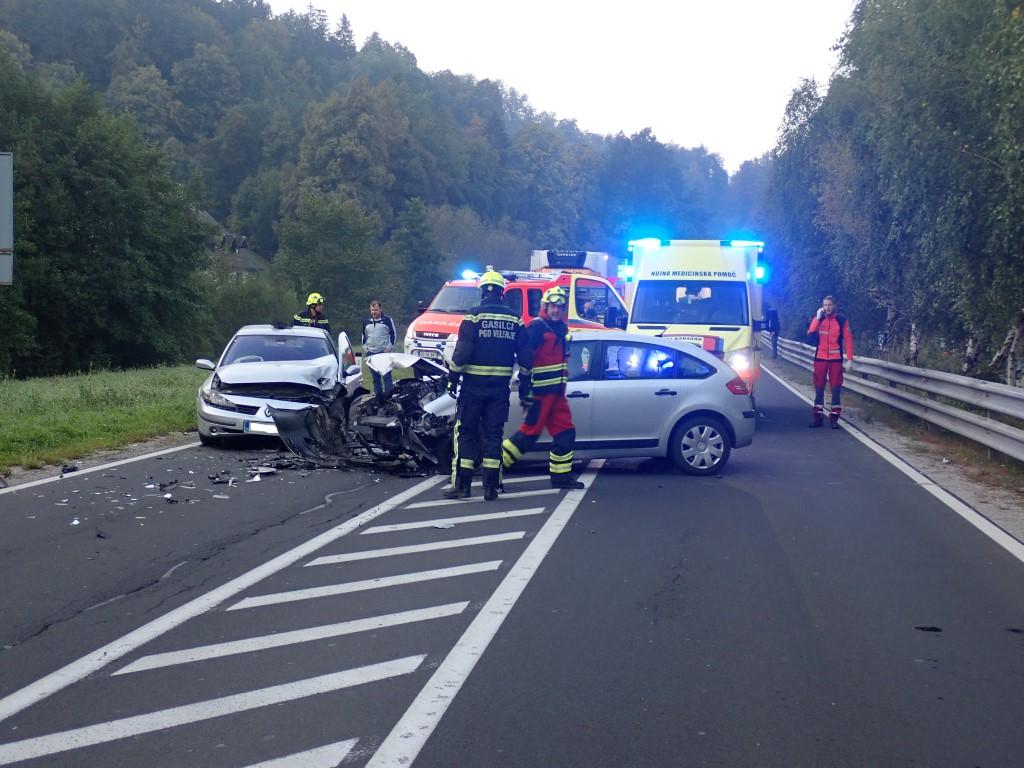 222/18 Prometna nesreča