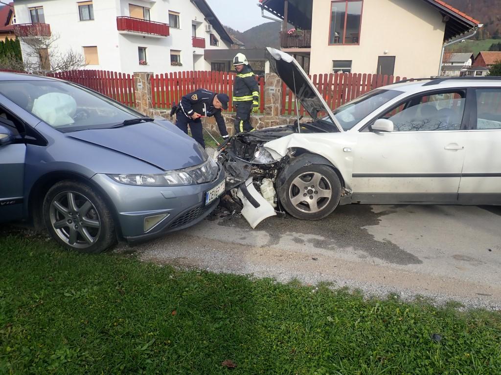 266/18 Prometna nesreča
