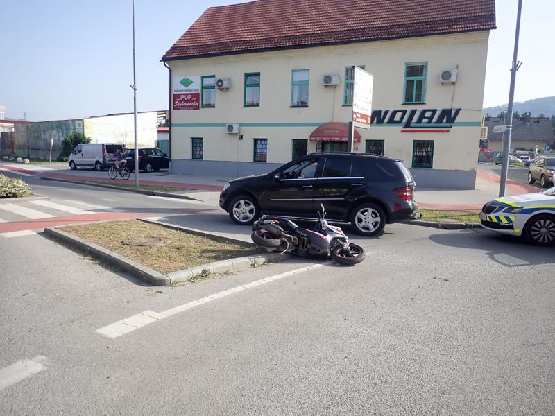 146/19 Prometna nesreča
