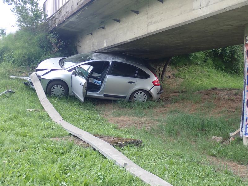 199/19 Prometna nesreča