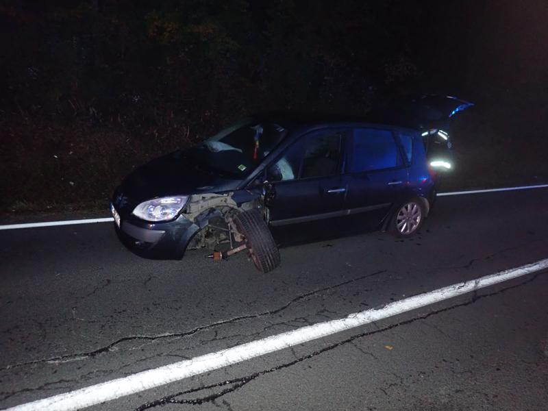 298/20 Prometna nesreča