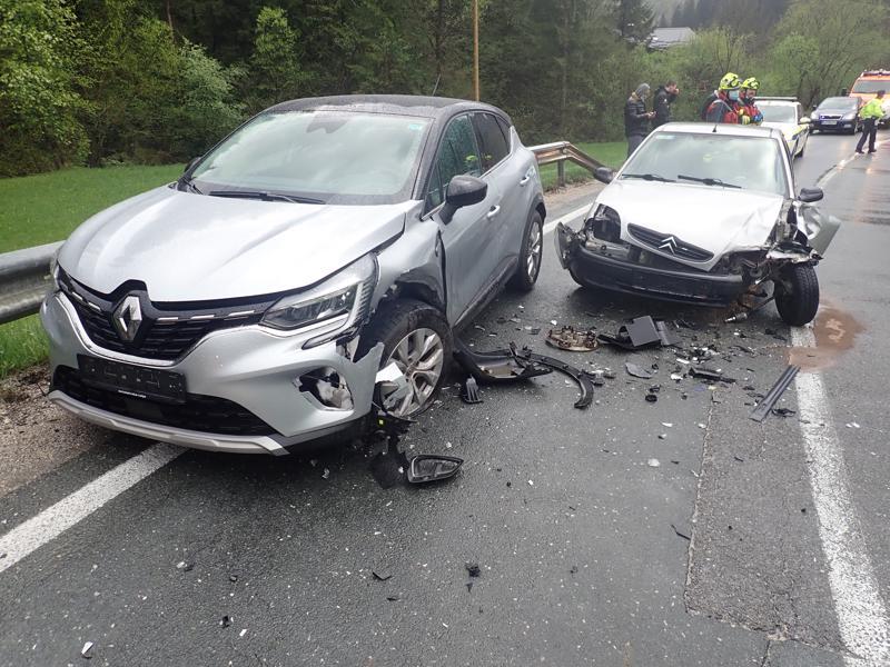 98/21 Prometna nesreča