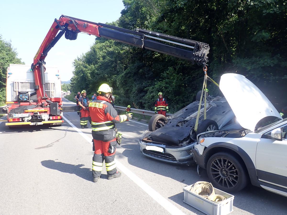 189/21 Prometna nesreča