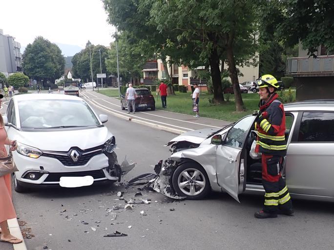 204/21 Prometna nesreča