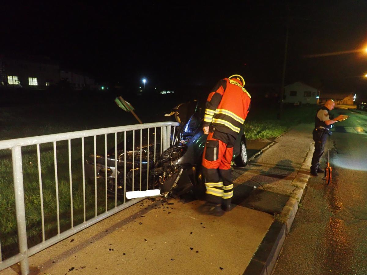227/21 Prometna nesreča
